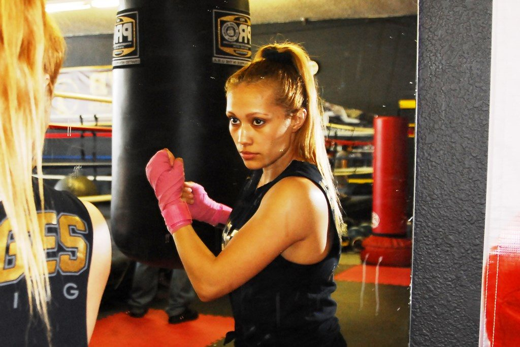 East L.A's Seniesa Estrada Hungers for More Challenges