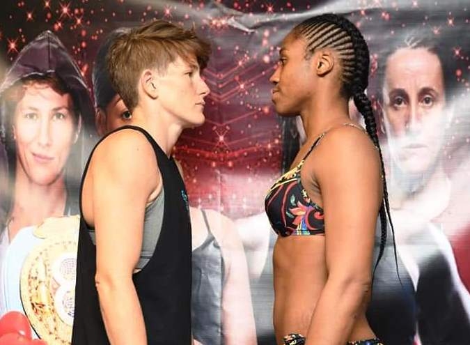 Mary McGee Defends Title on Loaded Female Card in Indiana