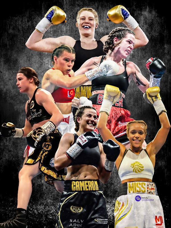 Best of the British Isles – Katie Taylor, Terri Harper and More