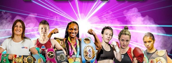 """The Prizefighter's Top Female Fighters """"Pound for Pound"""""""
