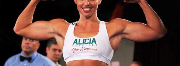 New York's Alicia Napoleon-Espinosa