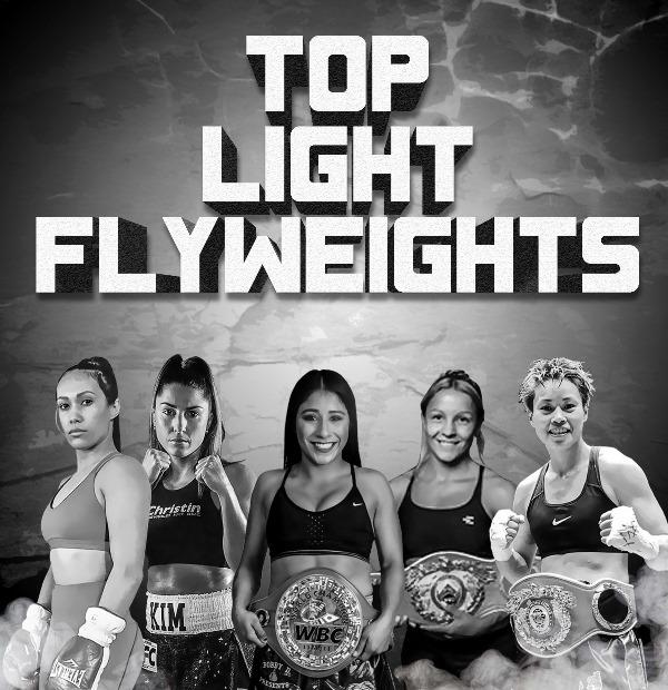Light Flyweights, Claressa and Tiara
