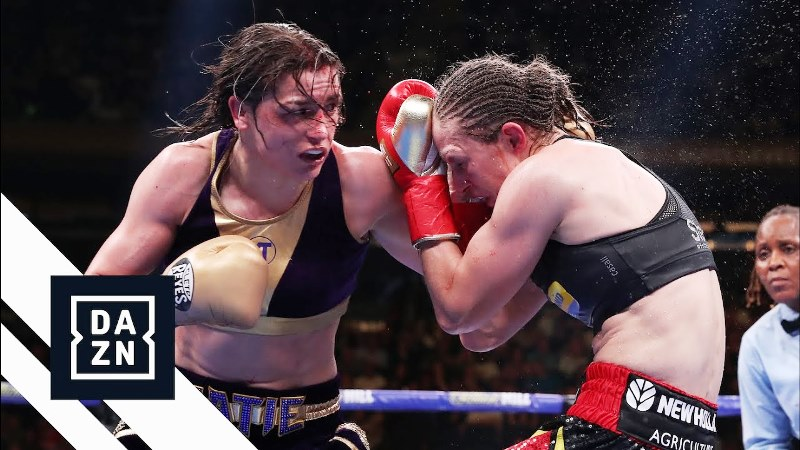 Katie Taylor and Delfine Persoon: Reload