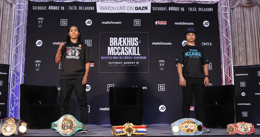 Cecilia Braekhus vs Jessica McCaskill – the Breakdown