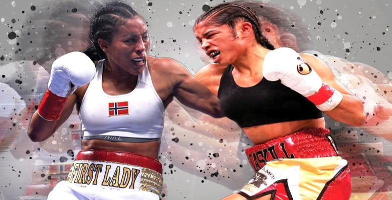 Summer Mega Fight -Cecilia Braekhus vs Jessica McCaskill