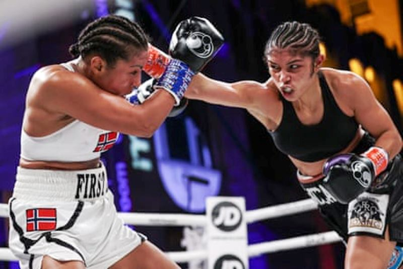 Cecilia Braekhus Desires Rematch with Jessica McCaskill