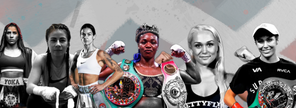 Claressa Shields Leads Tidal Wave Coming in March