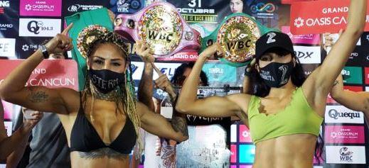 """Mariana """"Barbie"""" Juarez vs Yulihan Luna and More"""
