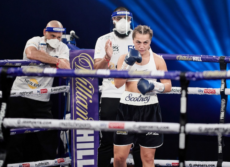 Featherweight Ellie Scotney and More Female Fight News