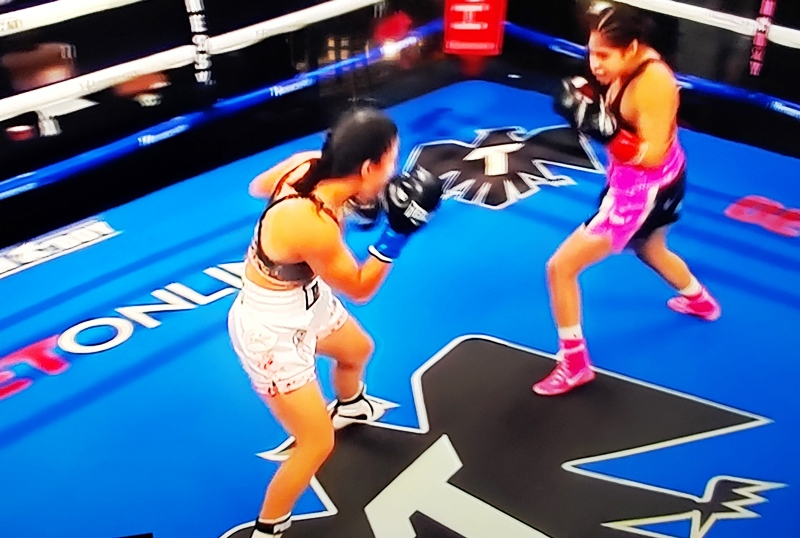 Marlen Esparza Beats Sulem Urbina in Flyweight Battle