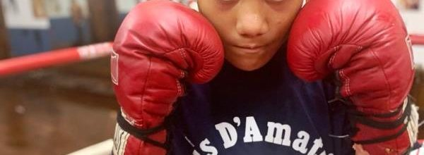 Boxing Newcomer Out of the Catskills: Fei Faiva