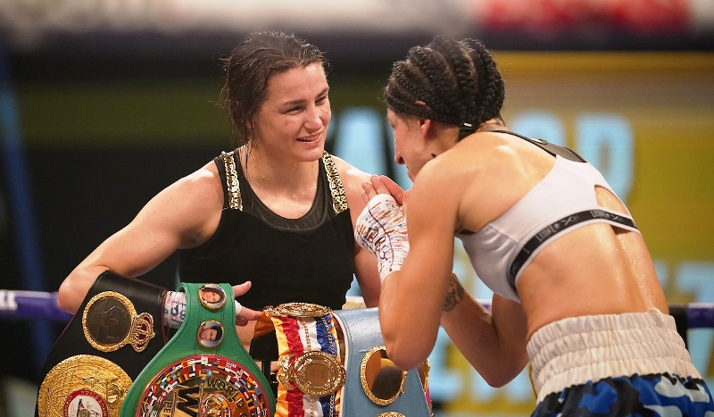 Katie Taylor and the Art of Prizefighting