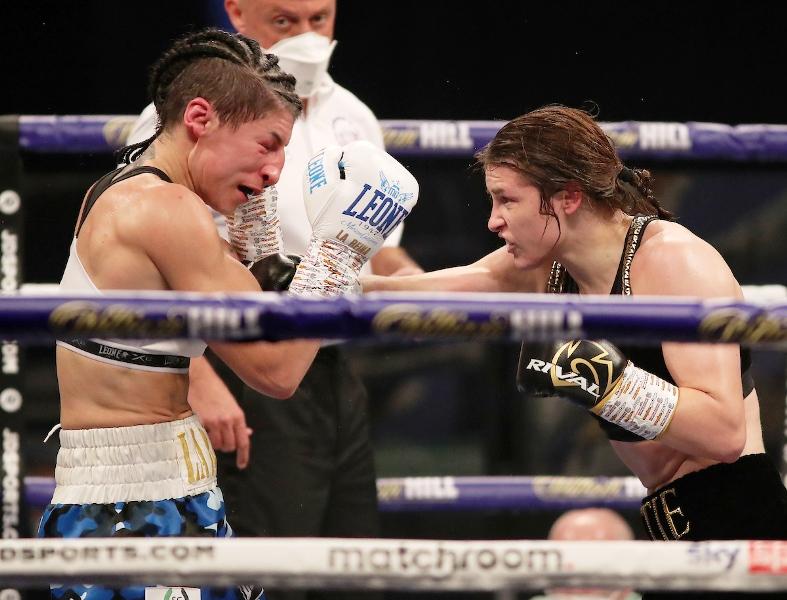 Katie Taylor Wins, Terri Harper and Rachel Ball Win Too