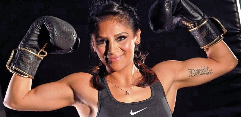 Lulu Juarez Grabs Super Flyweight World Title in Mexico