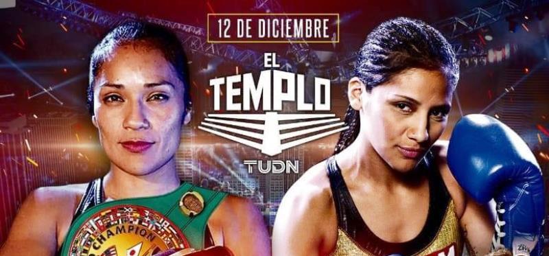 Lupe Martinez Defends WBC Title vs Lourdes Juarez