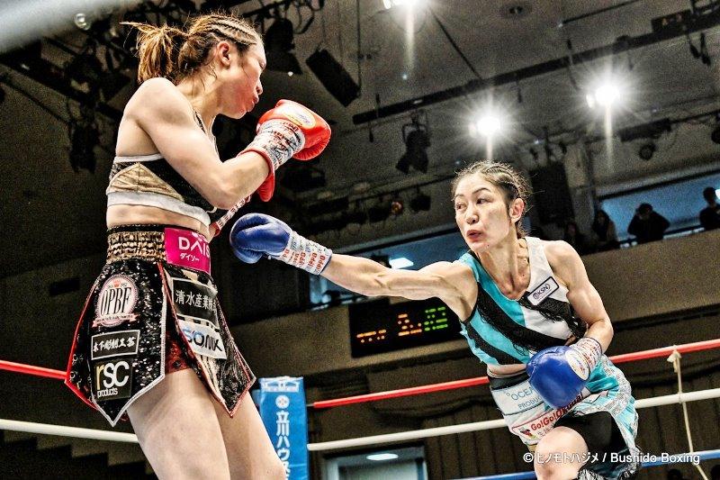 Tomoko Okuda Wins Super Flyweight World Title in Japan