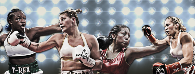 American Stars Ready to Rumble: Claressa, Seniesa and More