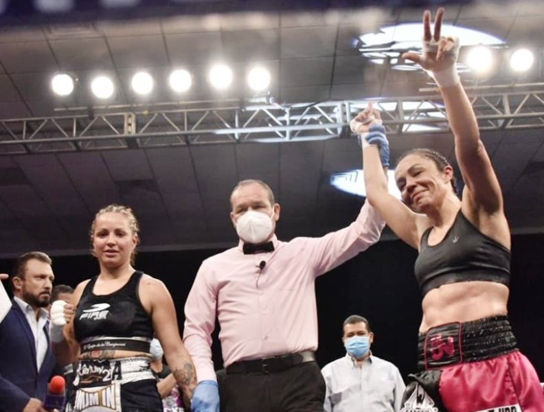Mexico Reporting: Jackie Nava Wins; Adelaida Ruiz and Sonio Osorio in Draw