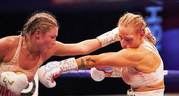 Shannon Courtenay, Bridges, McCarter and More Fight News