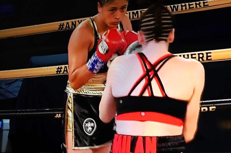 Erika Cruz Wins WBA Featherweight Title and More Fight News
