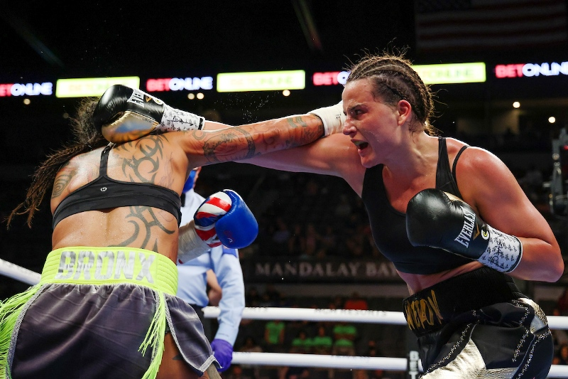 Chantelle Cameron Wins in Las Vegas and More News and Results