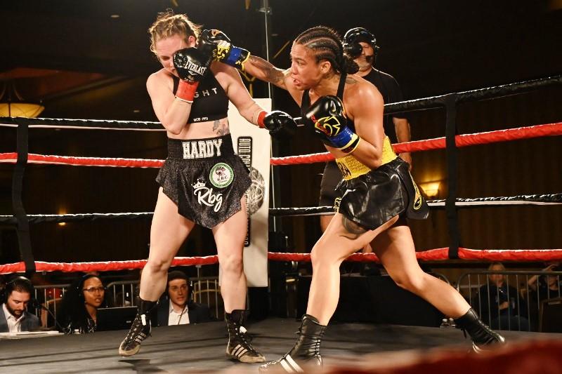 Jessica Camara Wins Lightweight Battle Over Heather Hardy