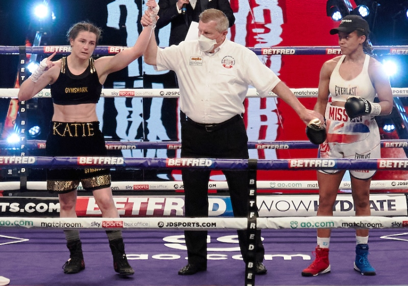 Katie Taylor Retains Undisputed Lightweight Championship – Who's Next?