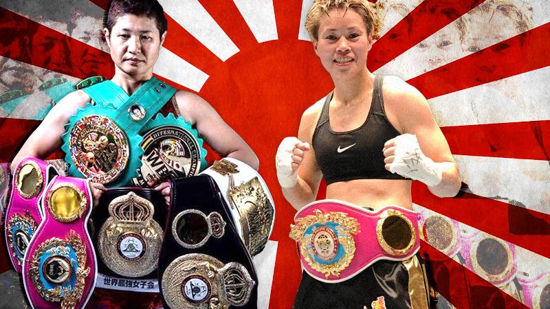 Naoko Fujioka and Tsunami Tenkai Ready to Defend Titles in USA