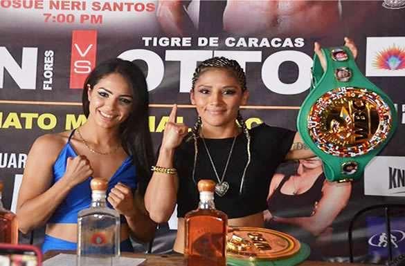 Lulu Juarez vs Diana Fernandez II