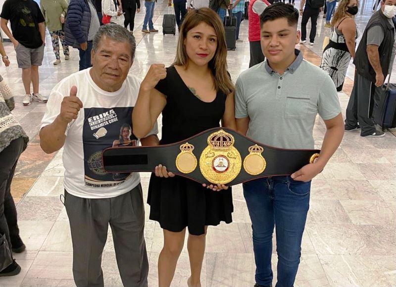 Mexico's Erika Cruz Declines Big Offer for Amanda Serrano Fight