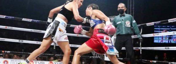 Mexico Reporting: Lourdes Juarez Beats Diana Fernandez Again