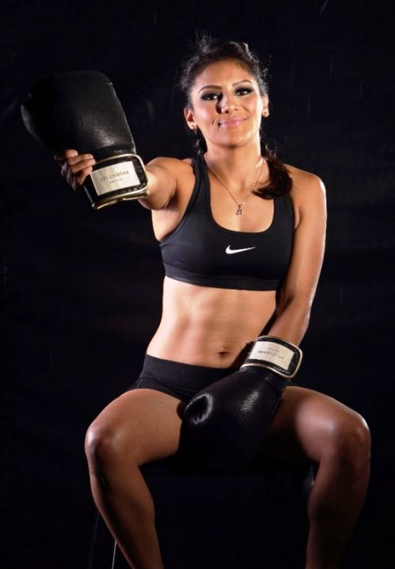 WBC Champ Lourdes Juarez Eager to Fight in Three Weight Divisions