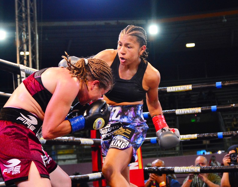 "Adelaida ""La Cobra"" Ruiz Kos Way to Title in So Cal"
