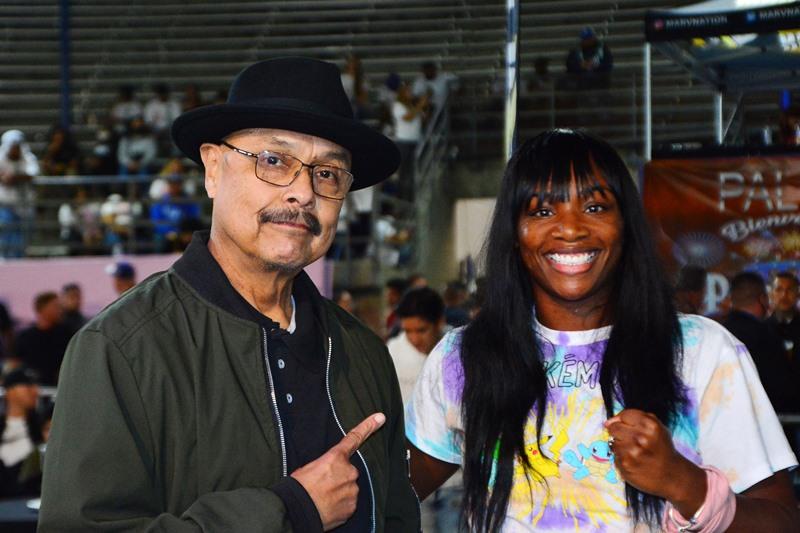Women's Boxing Headlines Southern California Card