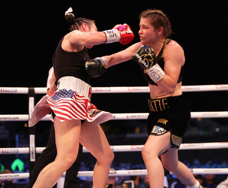 Katie Taylor, Super Light Tournament and More Female Fight News