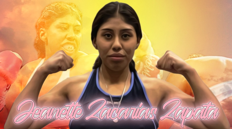 Boxing World Loses Jeanette Zacarias Zapata of Mexico
