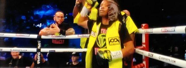 Jaime Mitchell Wins WBA Bantamweight Title