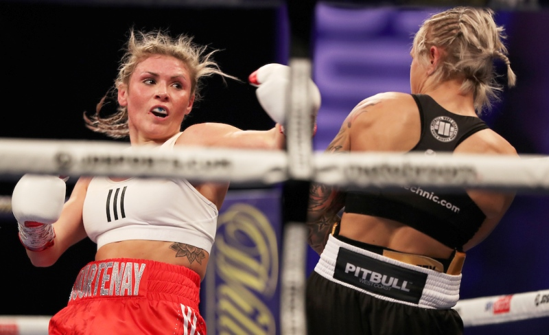 Shannon Courtenay vs Jamie Mitchell and More News