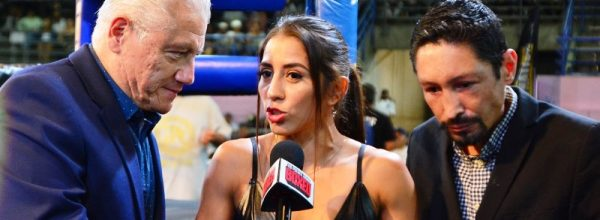 Yokasta Valle Seeking Unification Fights and More
